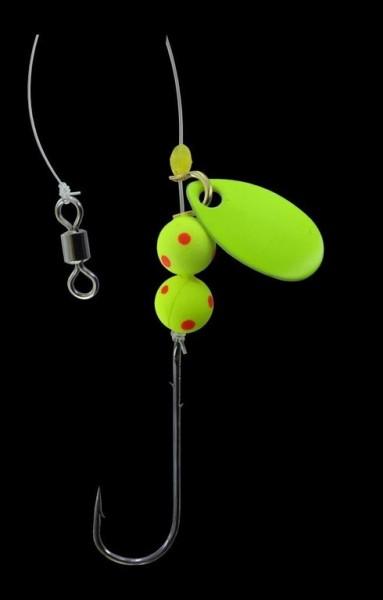 DEGA Trailing Leader for Flatfish Spoon