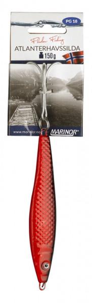 MARINOR Pirk ATLANTERHAVS SILDA black-red