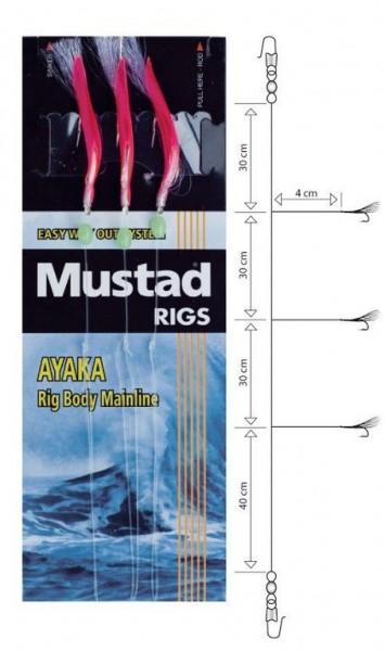 Mustad Daylight Mackerel Rig T95