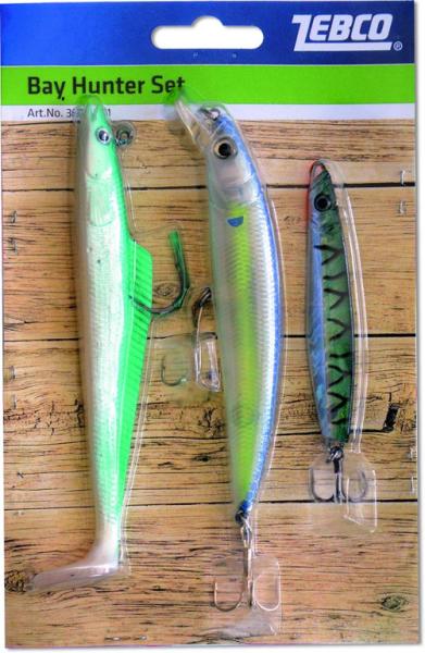 ZEBCO Bay Hunter Set