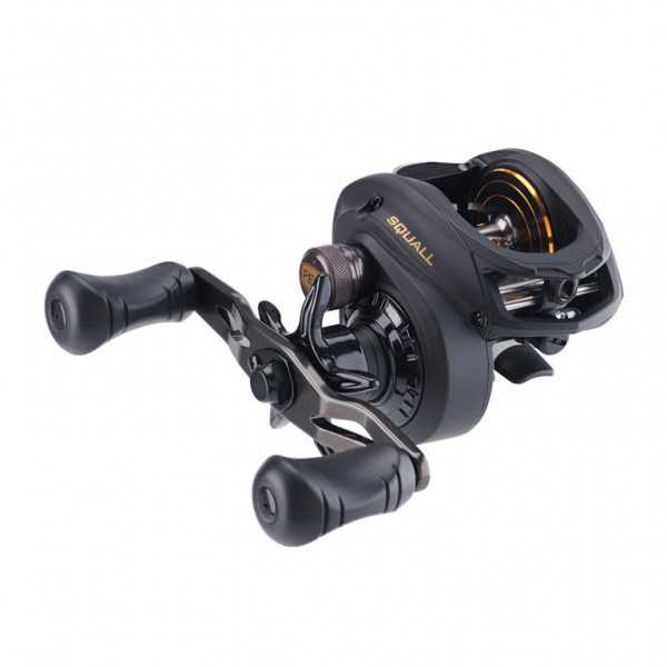 Penn Squall Low Profile - Baitcast Rolle