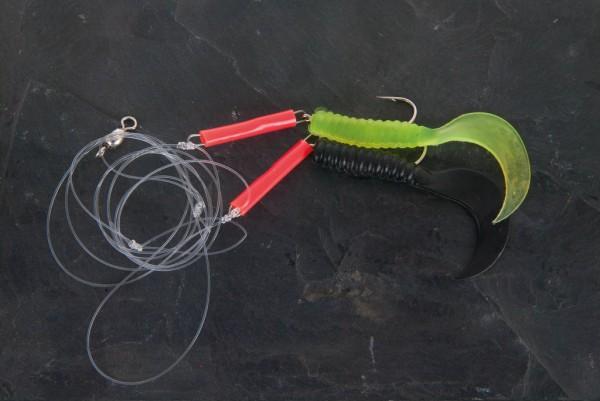 WESTLINE Twister-System black-chartreuse