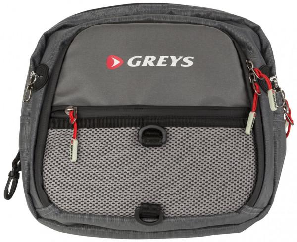 GREYS Chest Bag - Rucksack mit Brusttasche