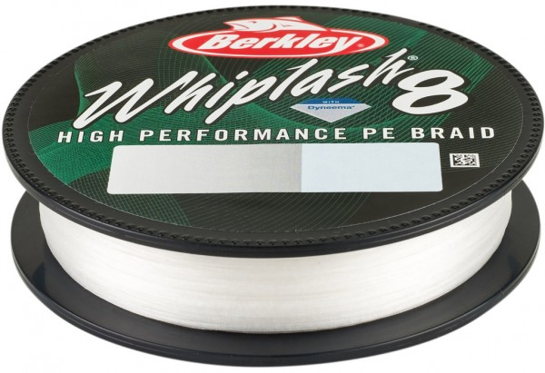 Berkley Whiplash 8 - Green - Yellow - Transparent 150m