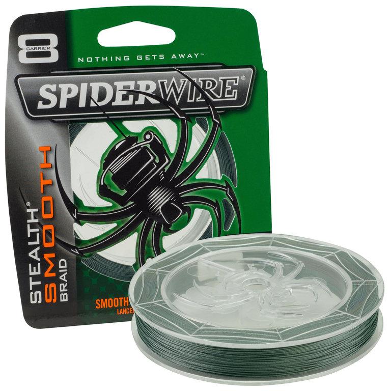 Spiderwire Stealth Smooth 8 Translucent 150 m braided line