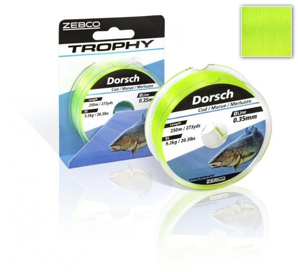 Zebco Trophy Dorsch - Fishing Line