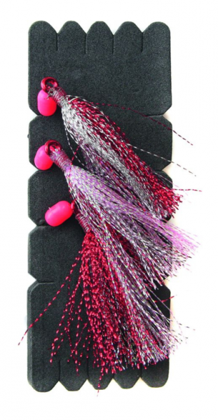 Mustad Long Red Flasher for Fastach System