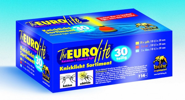 Behr Chemical Light assortment box 30 pieces