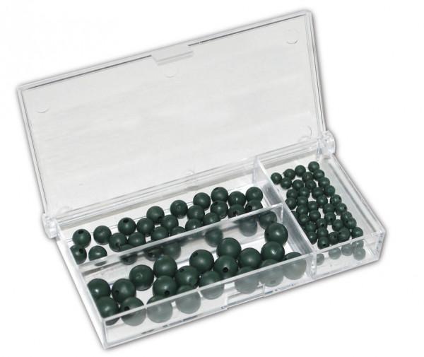 Behr Premium Gummi-Perlen Sortiment 100 Stück