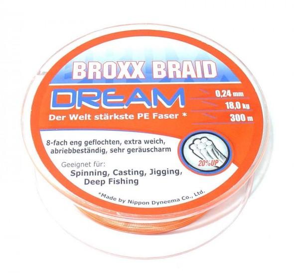 BROXX BRAID DREAM - Orange