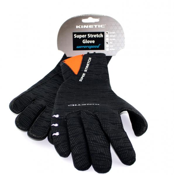 Kinetic Waterspeed Super Stretch Glove - Handschuh
