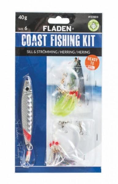 FLADEN Coast Fishing Kit - Herring