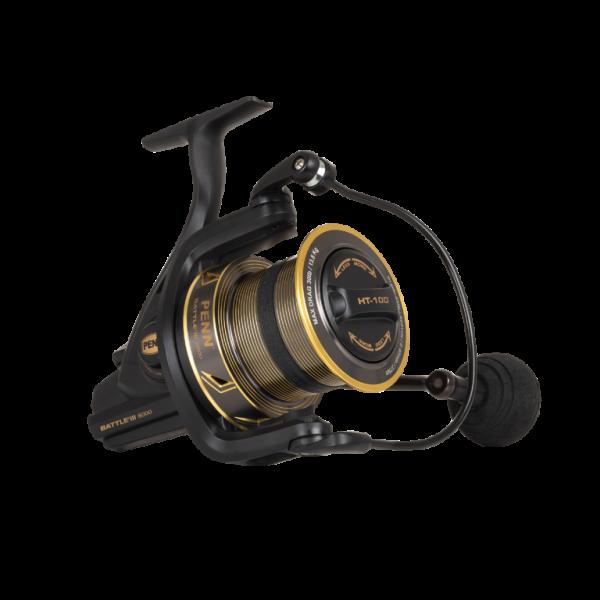 PENN - BATTLE III Longcast Serie - Spinning Reel