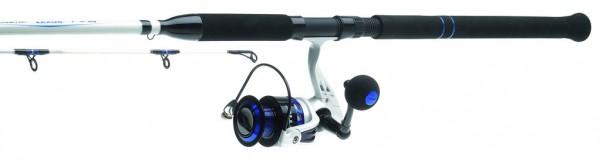 """KINETIC Zexus """"BLUE"""" COMBO - Rute 40-160g + Rolle"""