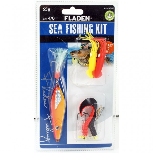 FLADEN Sea Fishing Kit - Dorsch