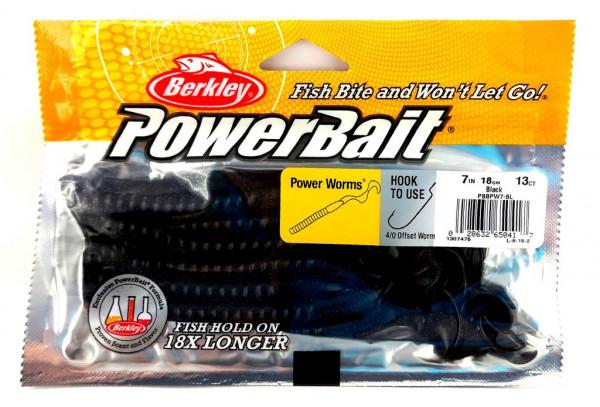 Berkley PowerBait Power Worms 18cm