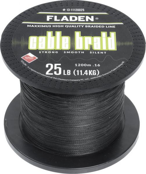 FLADEN Maxximus Cable Braid 1200m