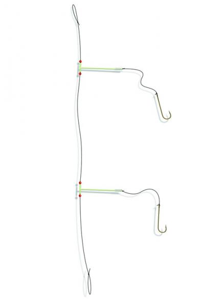 Zebco Butt- und Eel-System