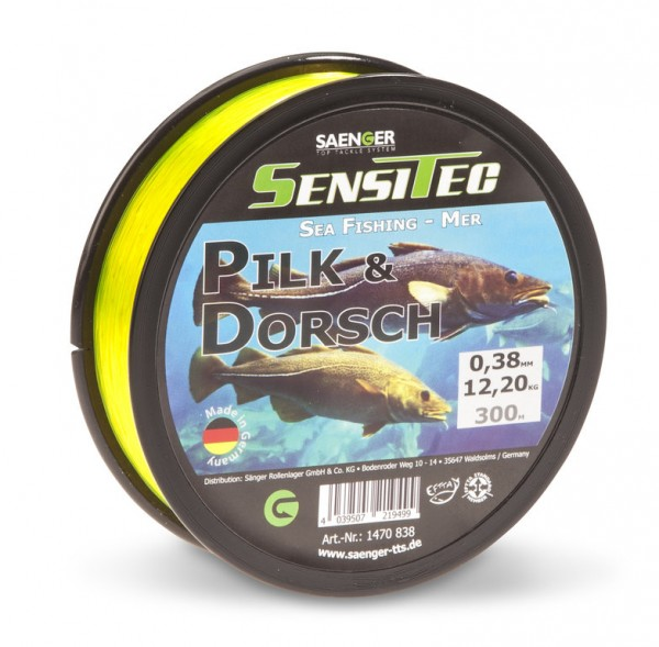 Sensitec Surf - und Pilk-Line