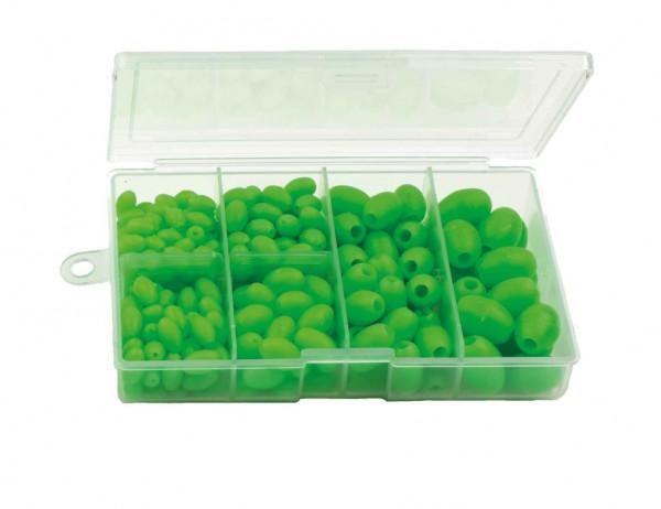 Fluorescent beads assortment